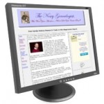 The NoseyGenealogist.com website