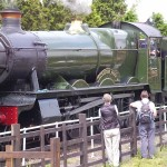 A Grand Day Out for Family History on the Great Central Railway