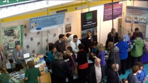 Jersey Family History Forum at the WDYTYA? Live show 2011