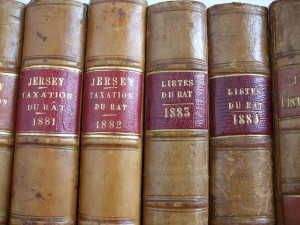 Jersey Taxation Du Rat Books