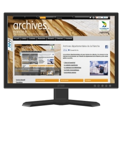 French Archives Site
