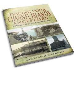 """Tracing Your Channel Island Ancestors"" Book"