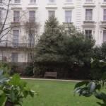 Princes' Square garden.