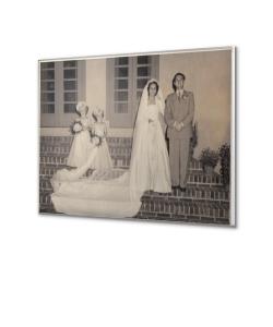 Wedding Singapore 1951