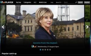 ITV Capture