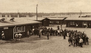 PoW camp from TheGenealogist image archive
