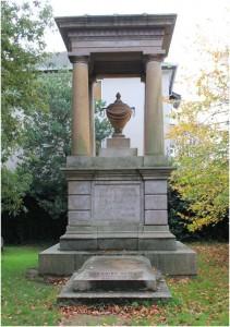 George Le Cronier's Memorial, Green Street, St.Helier.