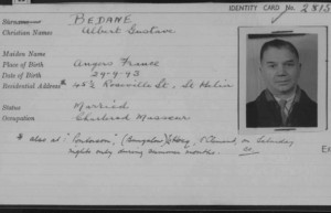 Jersey Archive Occupation ID cards