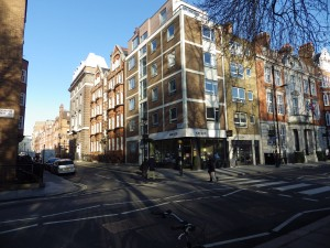19 Paddington Street, Marylebone