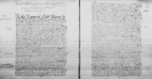 TheGenealogist Wills of ancestor of Sir Derek Jacobi