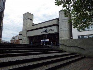 Portsmouth Library and History Centre