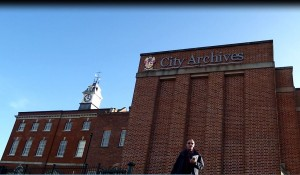 Visit to Wolverhampton City Archives
