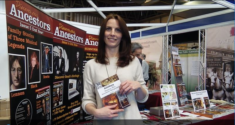 Professional Genealogist Laura Berry