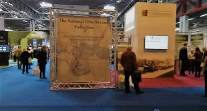 Who Do You Think You Are? Live show TheGenealogist stand
