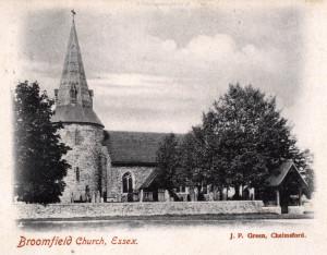 Essex Parish Records
