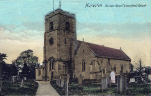Nuneaton Chilvers Coton Church