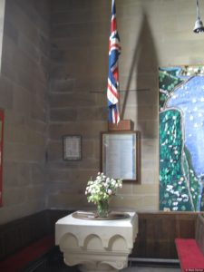 War Memorial on TheGenealogist