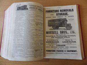 Trades Directory