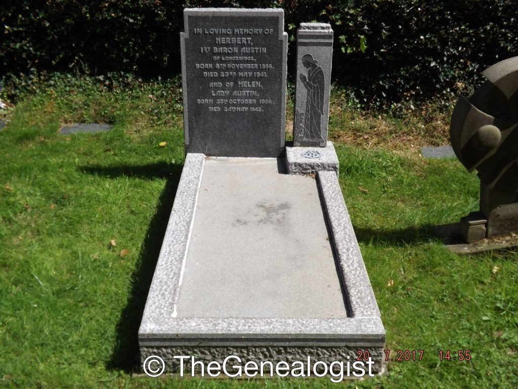 TheGenealogist has imaes and transcripts of ancestors headstones