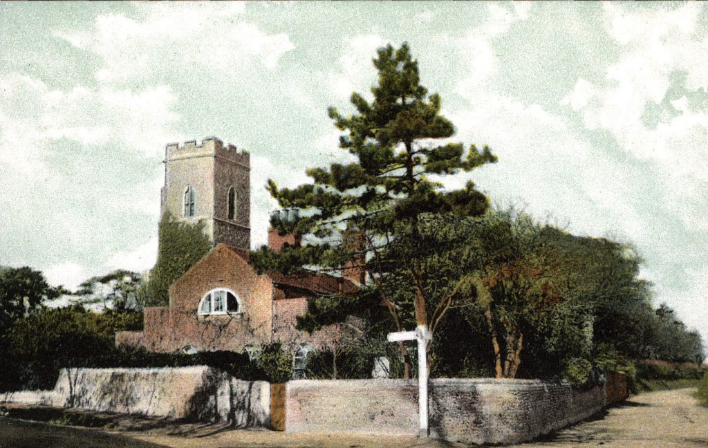 Caister Church Norfolk