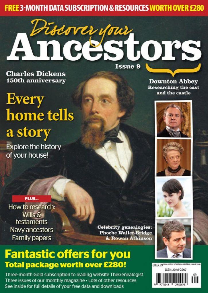 Discover Your Ancestors V9