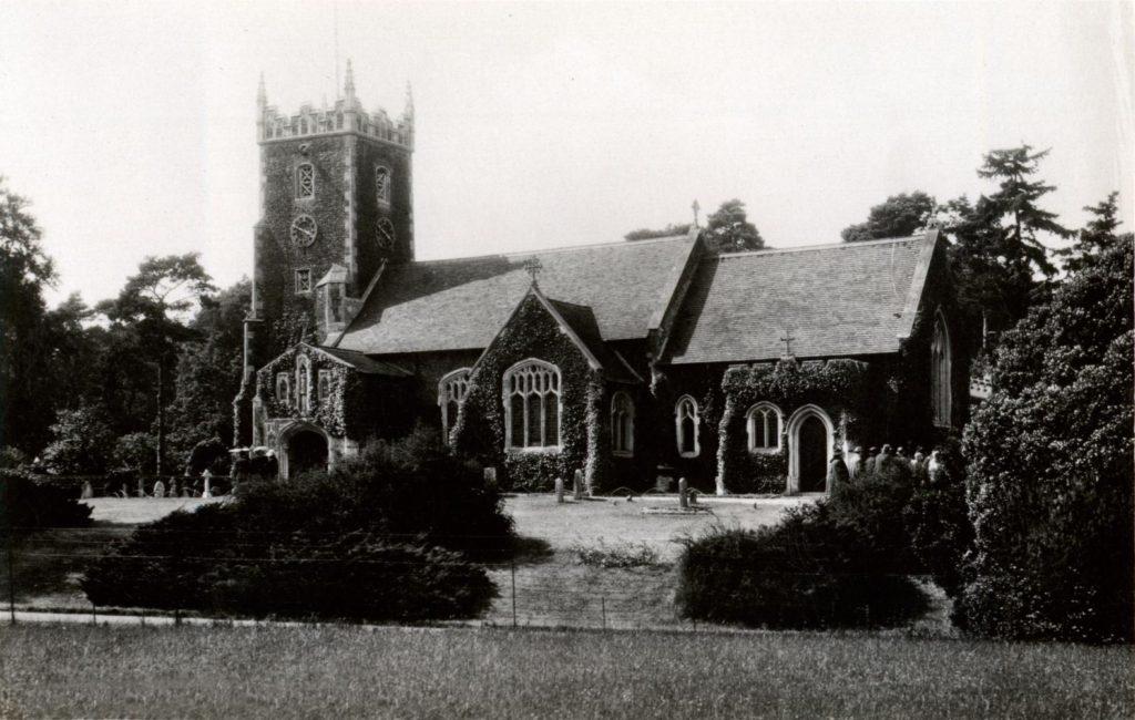 St Mary's Sandringham