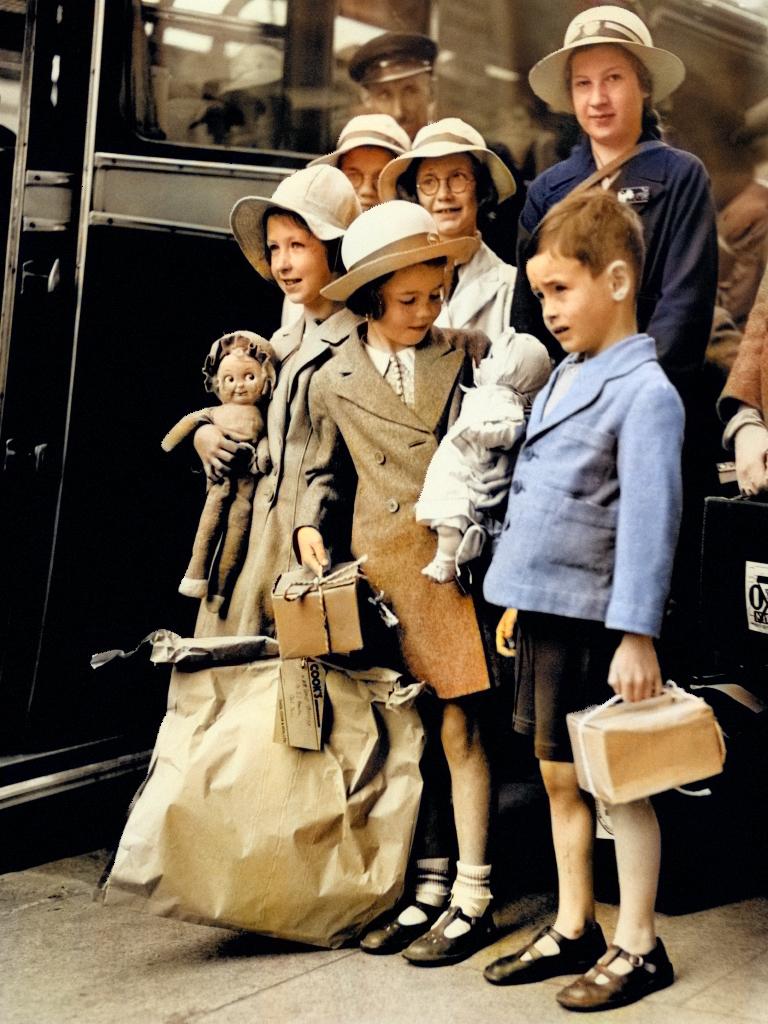 1939 evacuees