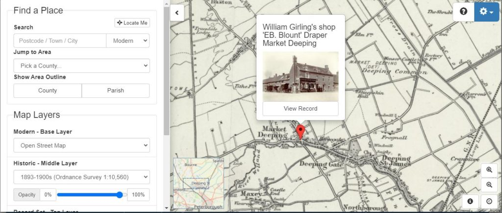 Image Archive and Map Explorer™
