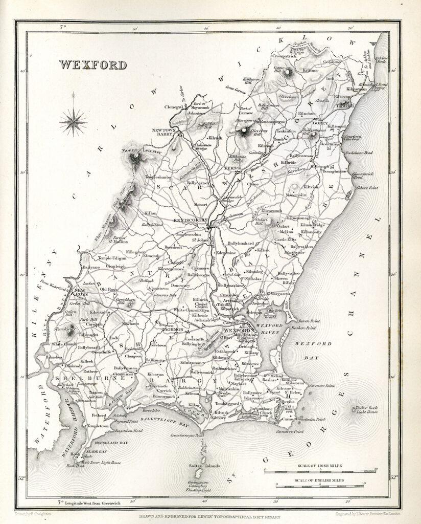 Wexford Parish Records on TheGenealogist.co.uk